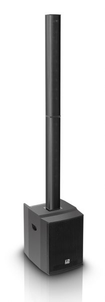 LD Systems MAUI-28 1400 watt vertical array powered speaker tower