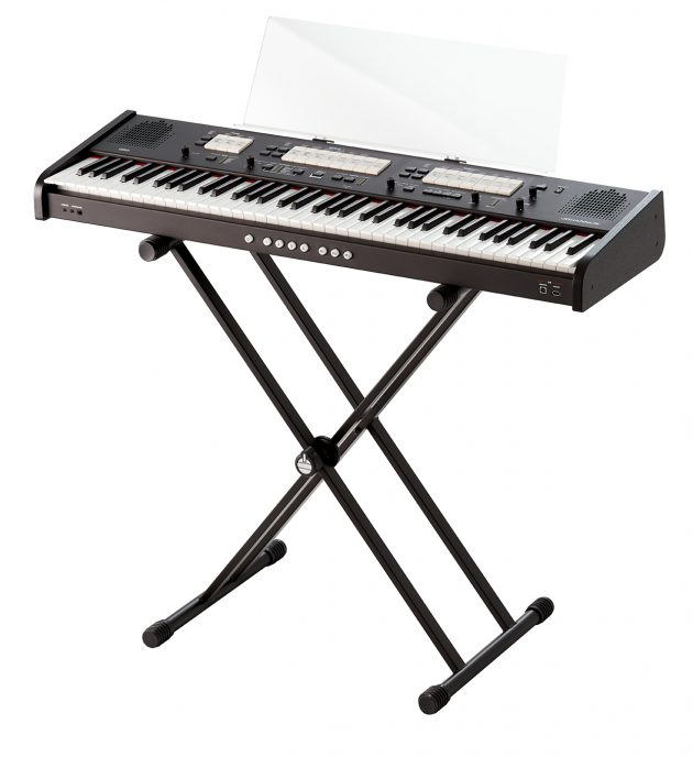 Johannus One Organ Keyboard