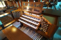 The new Rodgers Infinity Organ at Ascension Lutheran Church, Torrance CA